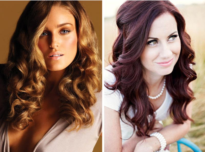 Wedding Hair: Styles for your Face Shape - Modern Wedding