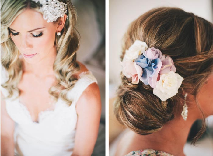 Wedding Day Makeup Or Hair First : Wedding Day Perfection in Western Australia - Modern Wedding