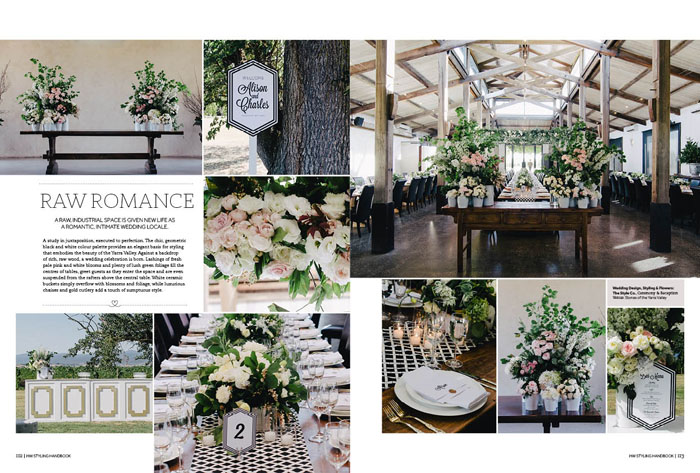 The Style Co Wedding Styling