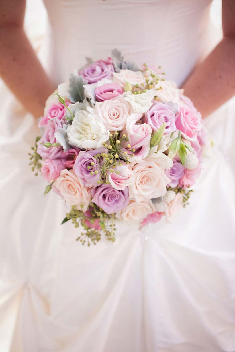 Wedding flowers made easy! - Modern Wedding