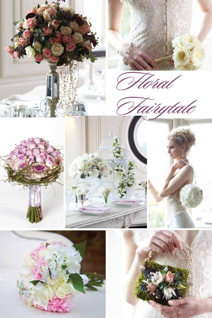 Clockwise from top left - Chanele Rose Flowers, Maria's Fresh Flowers, Flowers by Delwyn, Chanele Rose Flowers, Flower Talk, MD Floral Design, Affair with George