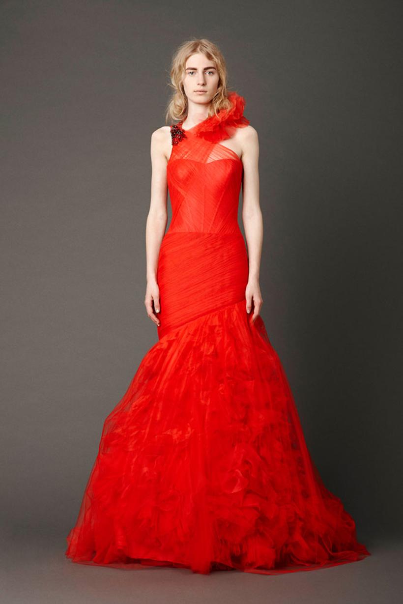 Vera Wang Spring 2013 Bridal Collection - Kylie