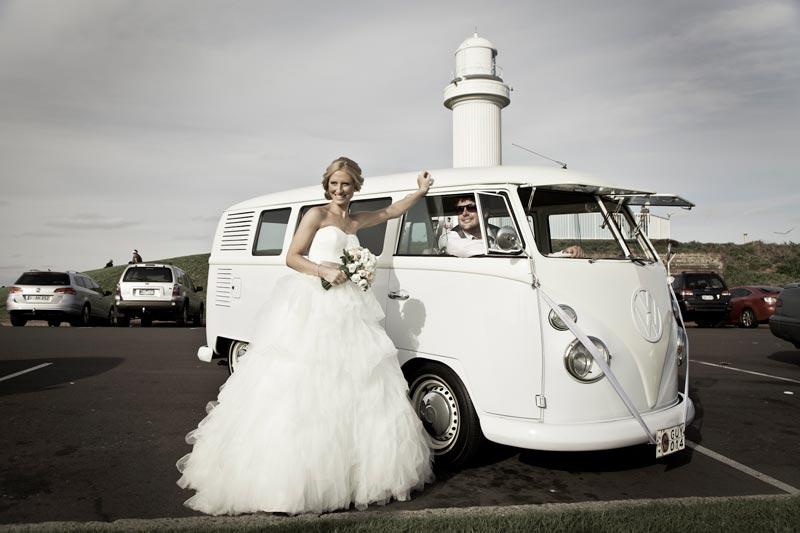 Wedding kombi