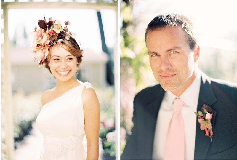 Bride & Groom - Jen Huang Photography