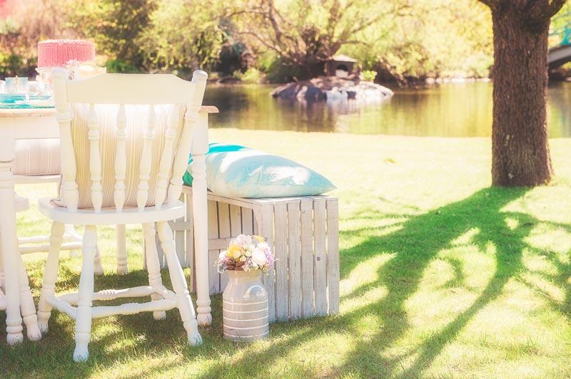 Garden Wedding Styling Ideas