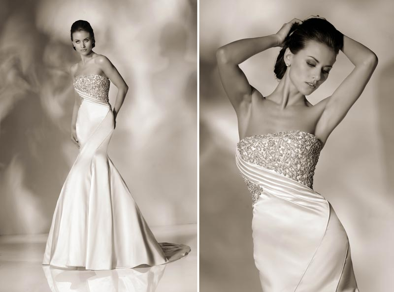 Cristiano Lucci Wedding Dress 'Jessica'