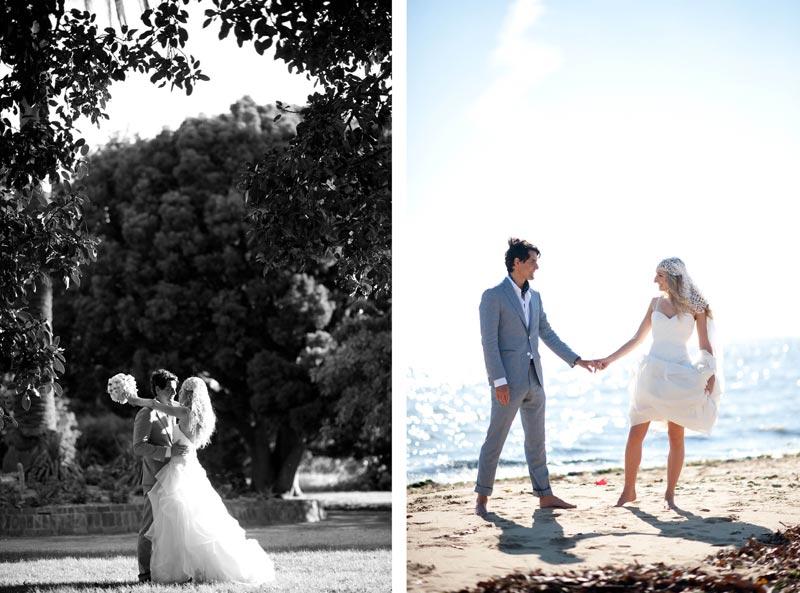 beach wedding photography infinity photography