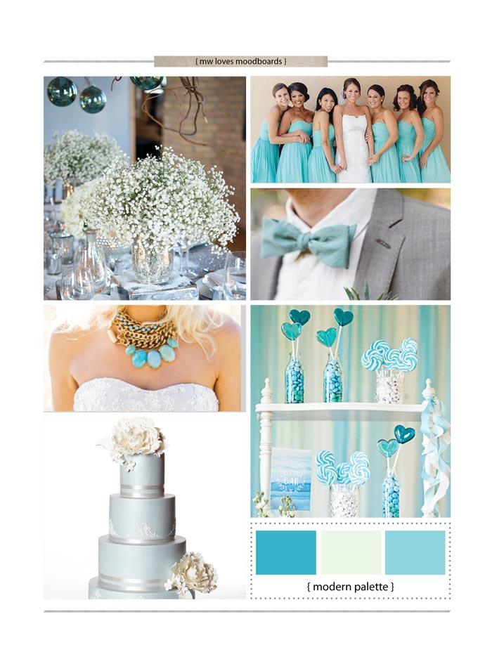 Turquoise-wedding-inspiration-board