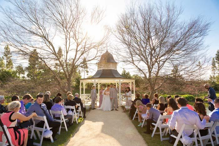 Hunter Valley Gardens Wedding Fair