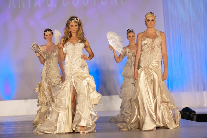 Luxury Bridal Expo Fashion Show