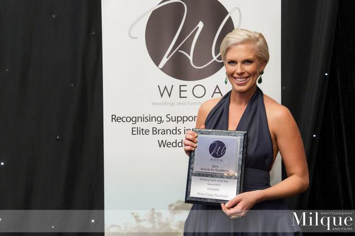 WEOA Award Winner