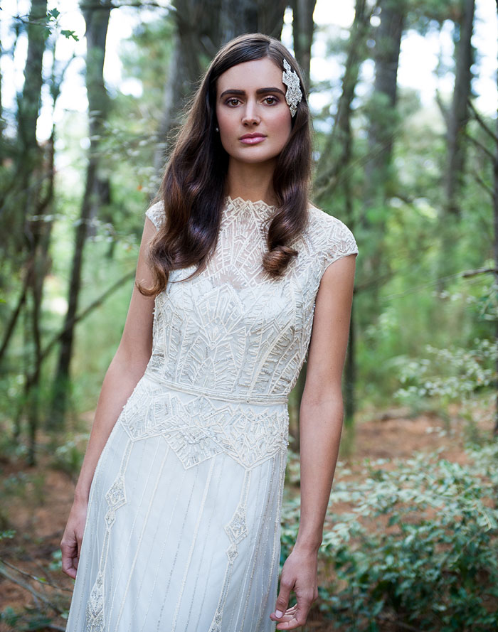 Gwendolyne Jasmine Wedding Dress