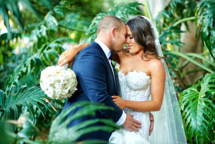 Romantic Wedding Photography by Filmography