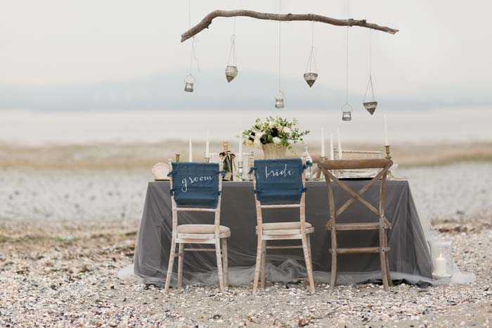 Beach Wedding Styling by Grace and Saviour