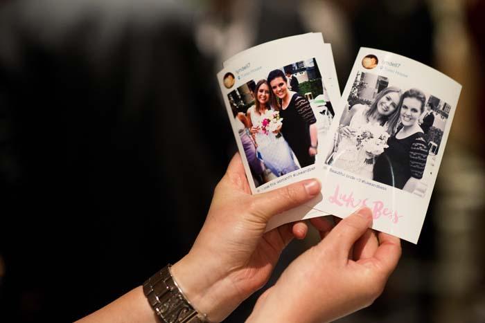 Alternative Wedding Photo Booth