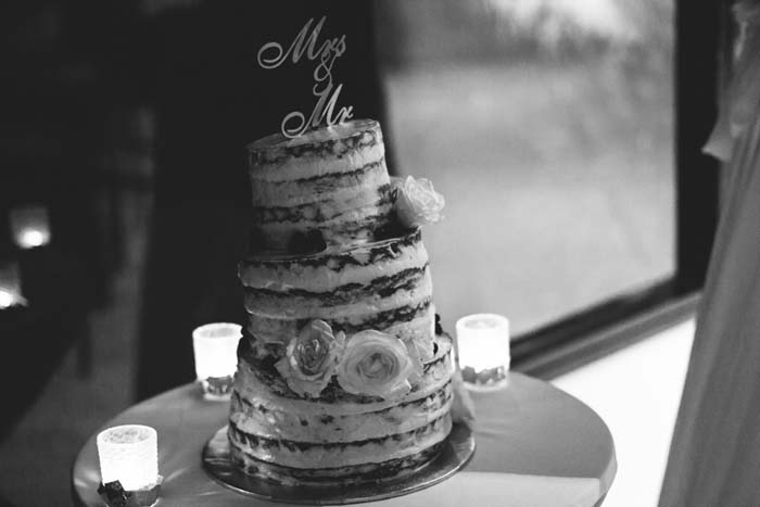 Wedding Cake -Dean Raphael Wedding Photography