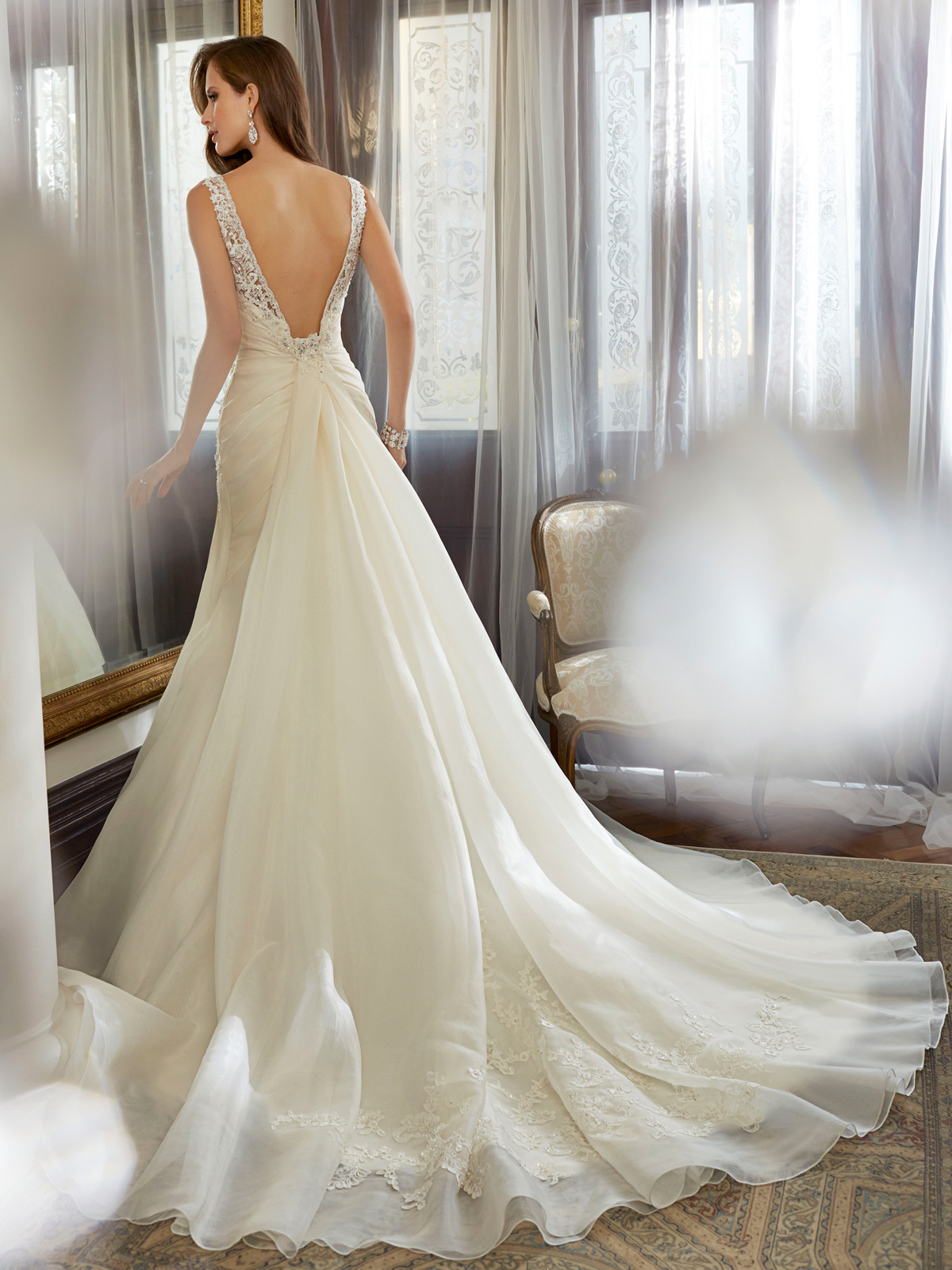 Sophia Tolli Spring 2015 Collection Y11559