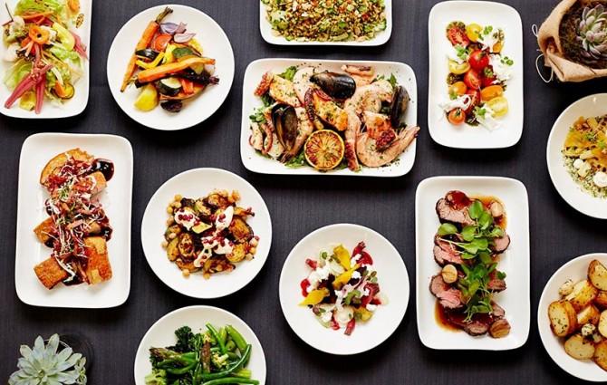Bursaria Fine Foods Wedding Menu Sampler
