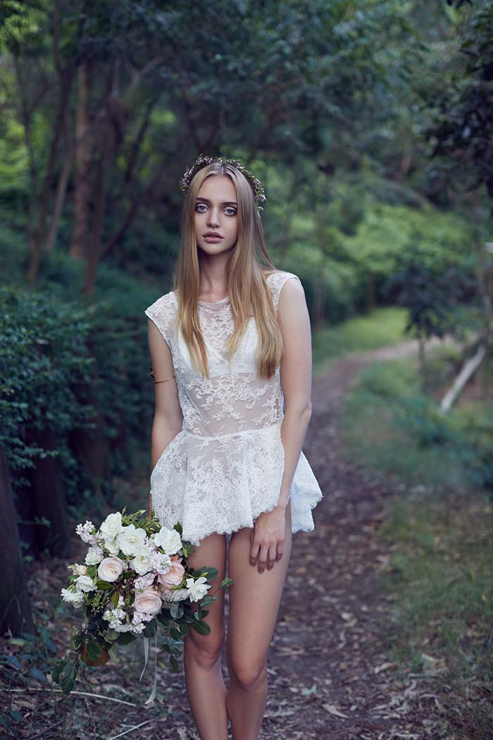 Bridal Fashion Shoot Featuring Karen Willis Holmes