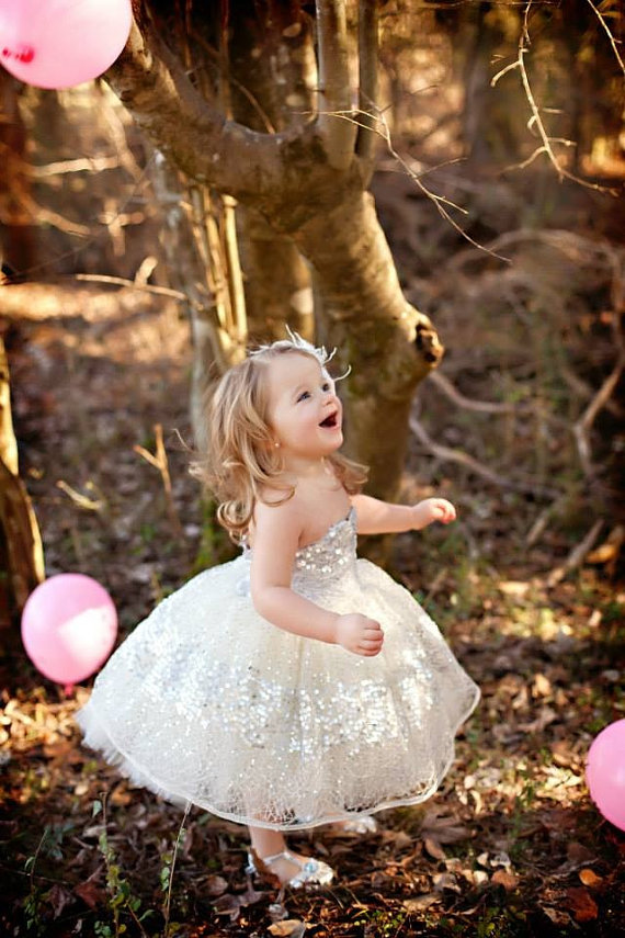 Flower Girl Dress available at Doloris Petunia Boutique