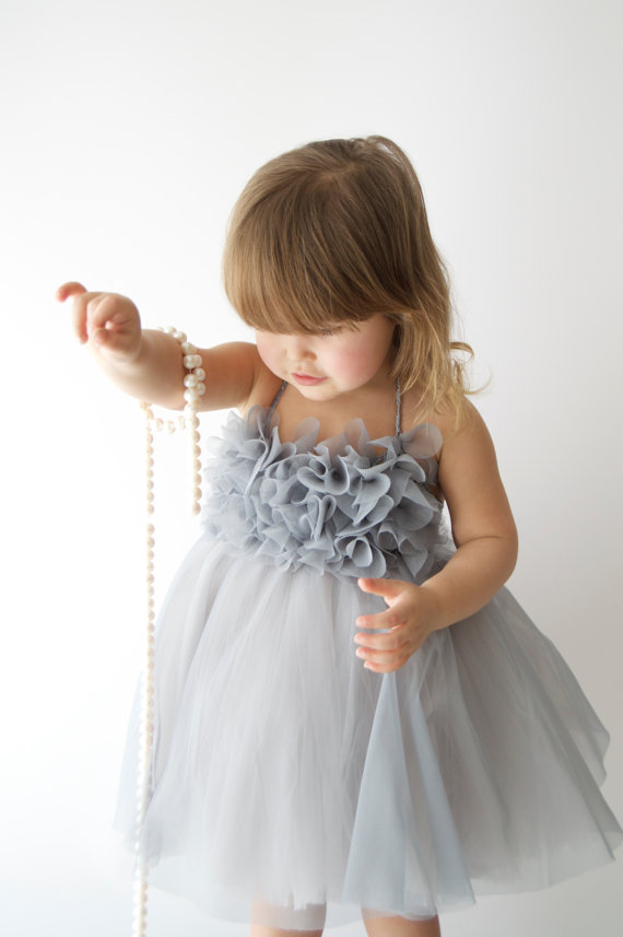 Flower Girl Dress Available at Aylinka Shop on Etsy