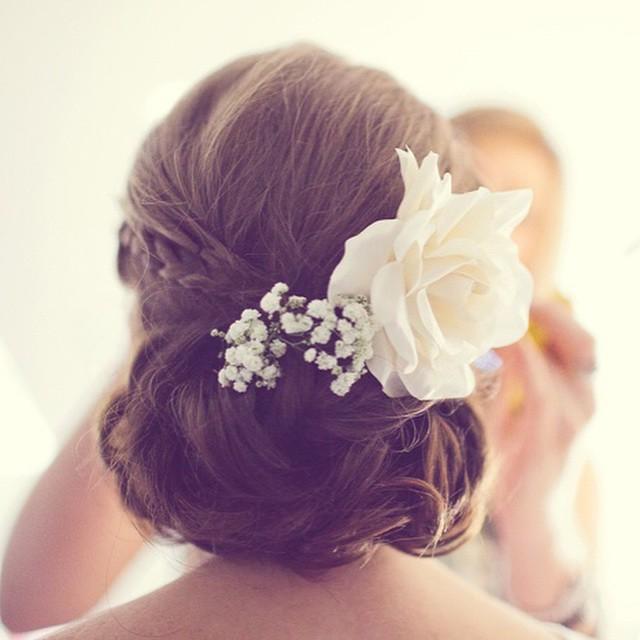 The Best Wedding Instagrams - Wedding Hair