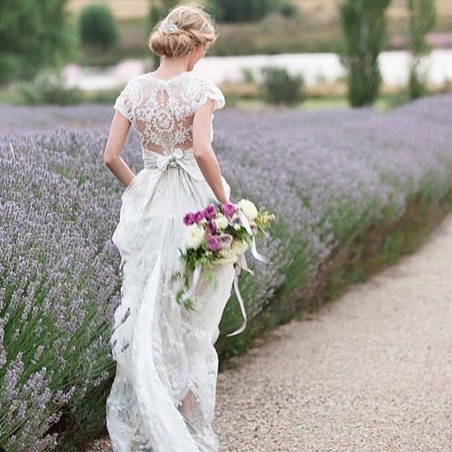 The Best Wedding Instagrams - Wedding Dress