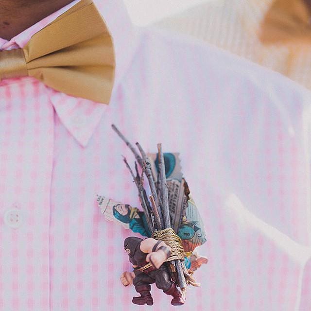 The Best Wedding Instagrams - Groom
