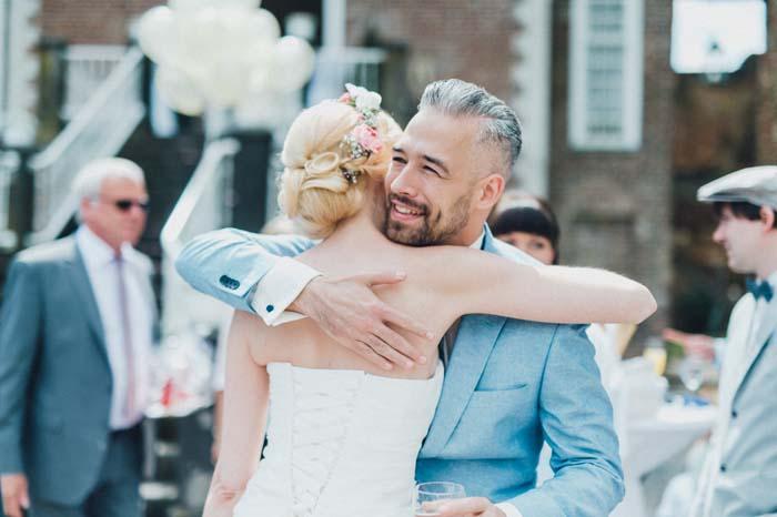 Pastel Wedding Ceremony