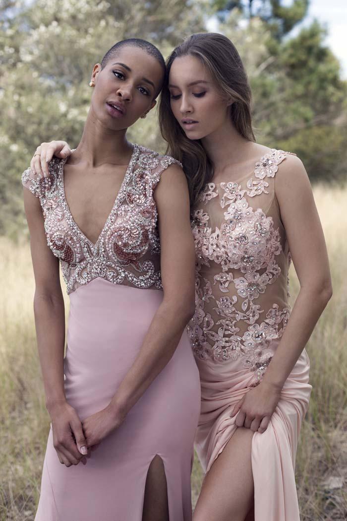 Bridesmaids Dresses by Lena Kasparian