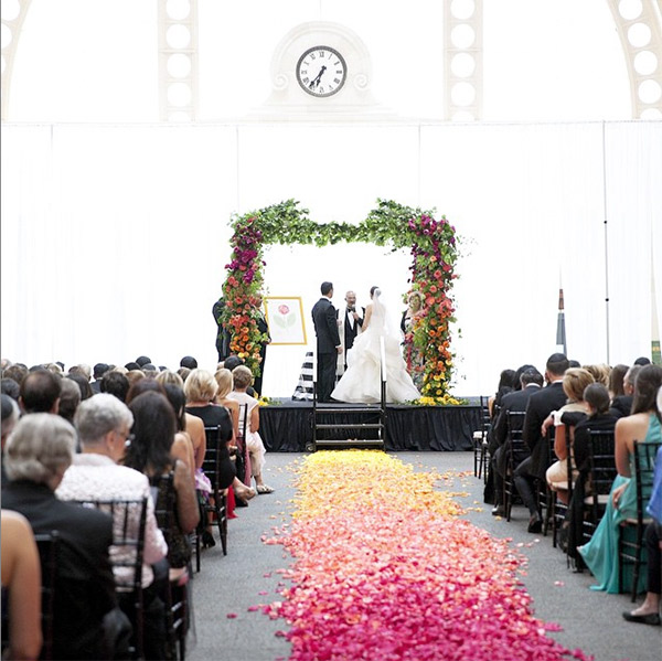 Wedding Aisle Ideas - Emily Clarke Events