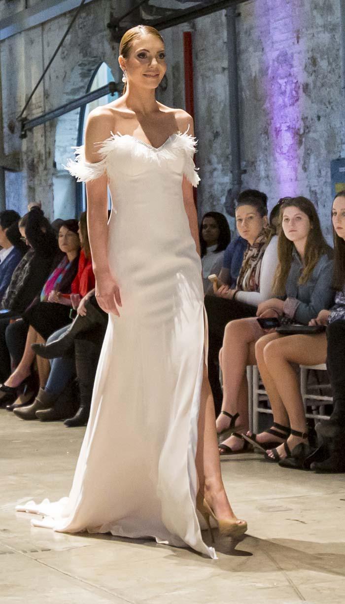 Bianca Front - Jennifer Regan Bridal Couture Collection
