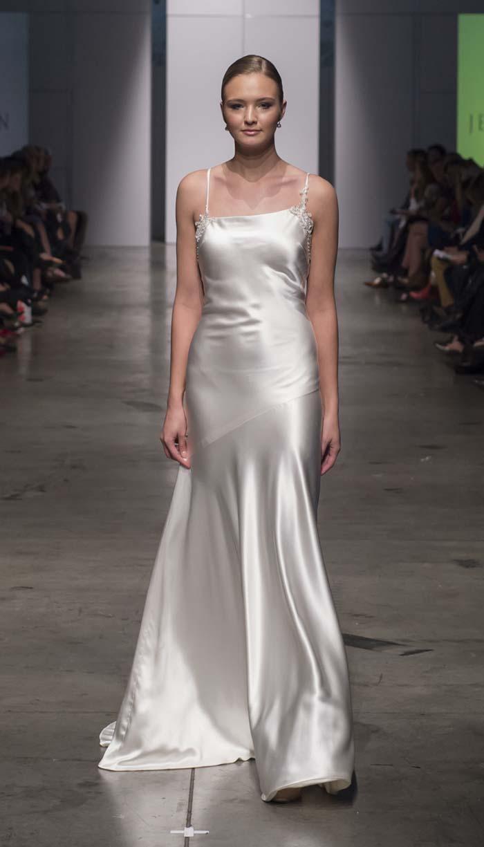 Bo Front - Jennifer Regan Bridal Couture Collection
