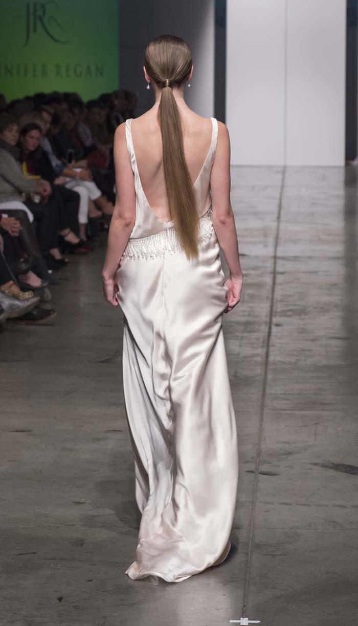 Cher Back - Jennifer Regan Bridal Couture Collection