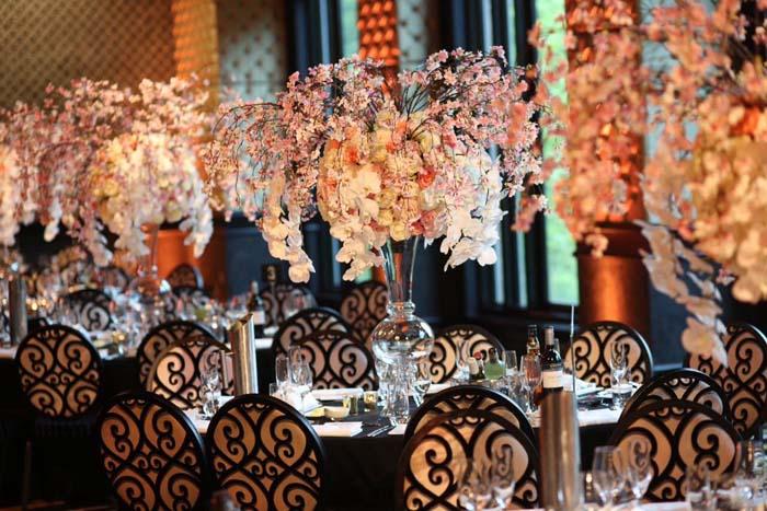 Wedding at Doltone House styled by Nightingales Wedding Designers