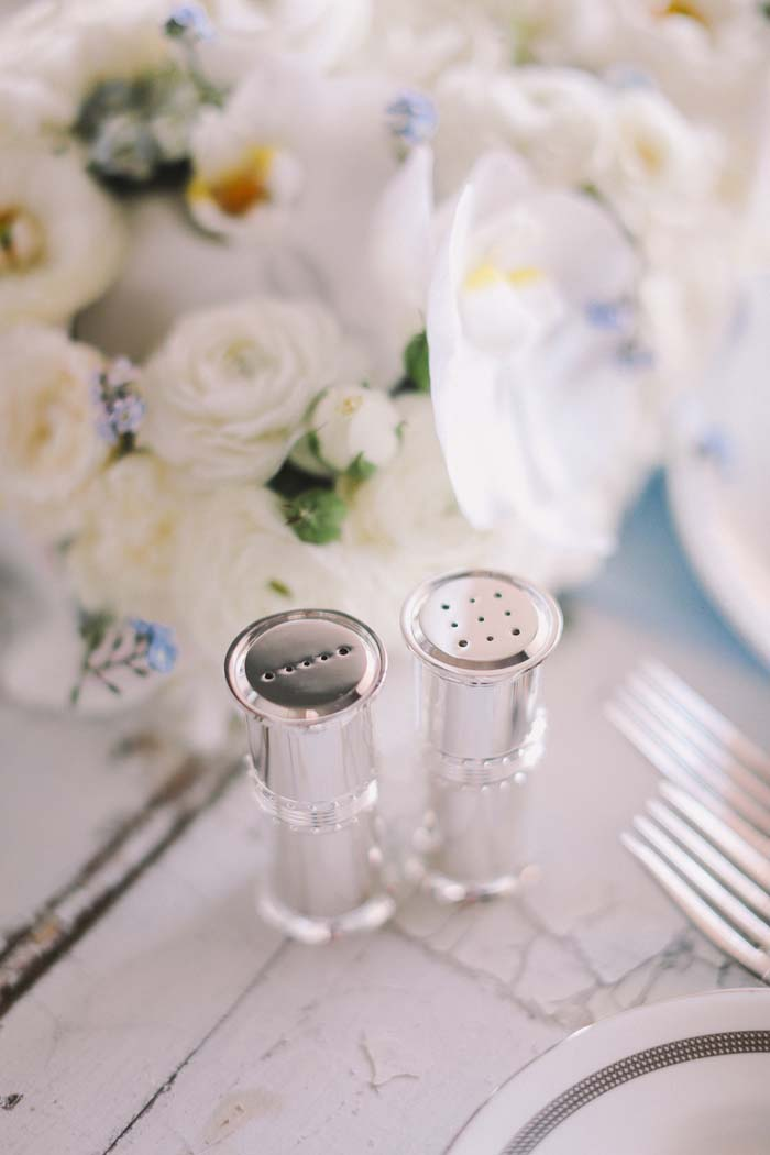 Vera Wang Wedgwood Grosgrain Salt and Pepper