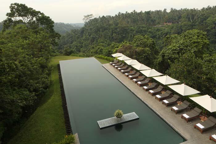 Alila Ubud - Exterior - Pool 02