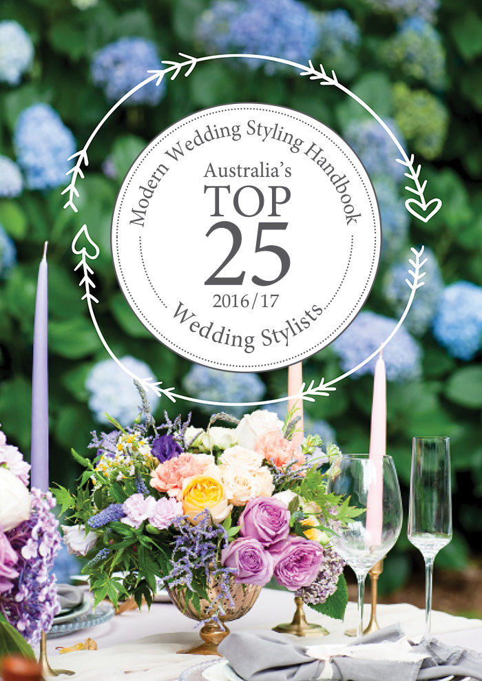 Australias top 25 wedding stylists 201617 modern wedding header junglespirit Image collections