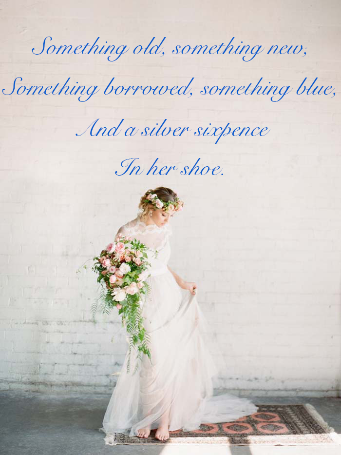 22 Ideas For Something Old New Borrowed And Blue Modern Wedding