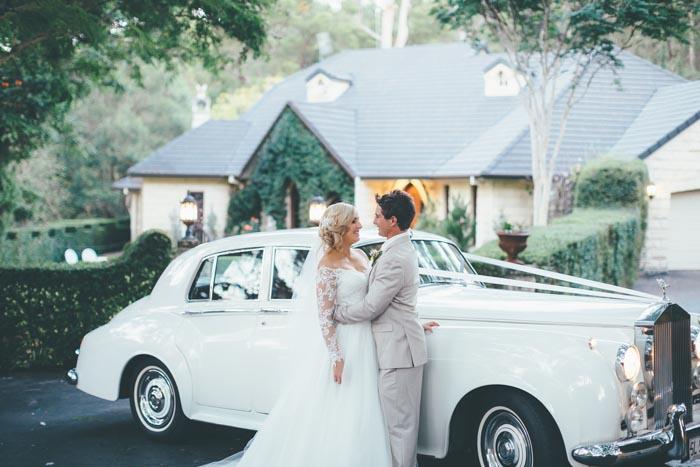 Classic Fairytale Wedding