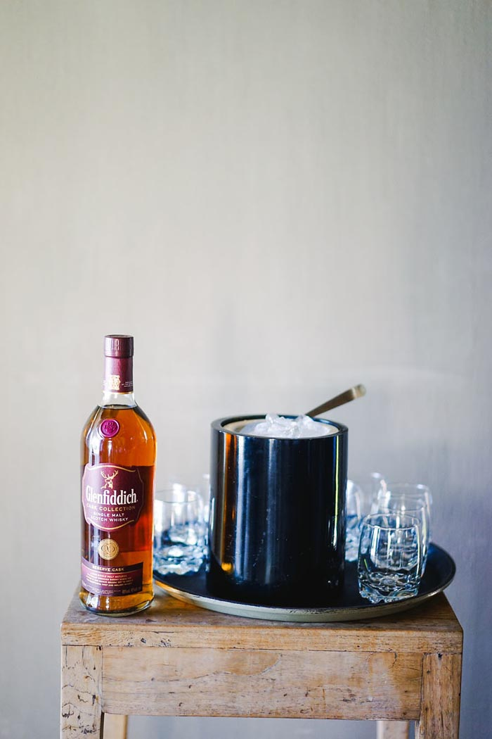 whiskey for groom
