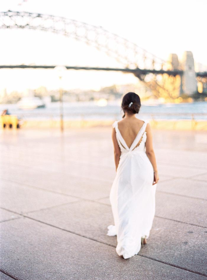 sydney opera house wedding 3
