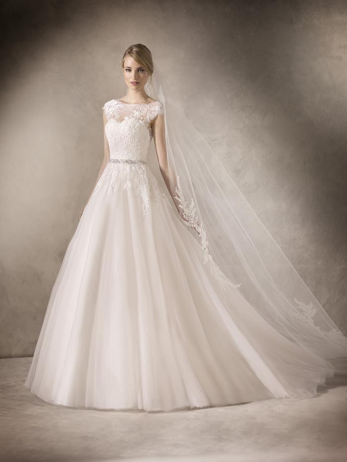 Soft and Pretty Wedding Dresses With Penrith Bridal Centre - Modern ...