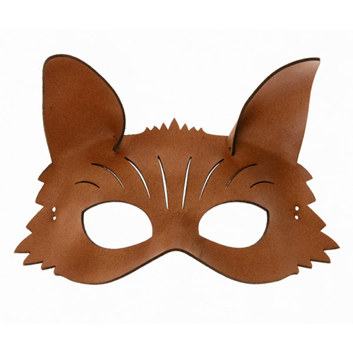 Felix-the-Fox-Brown-Authentic-Leather-Mask
