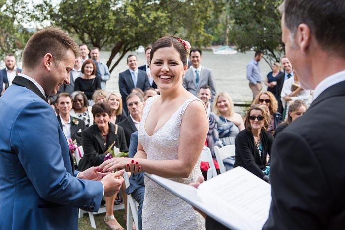 Brisbane Real Wedding Rings