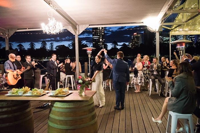 Brisbane Real Wedding First Dance