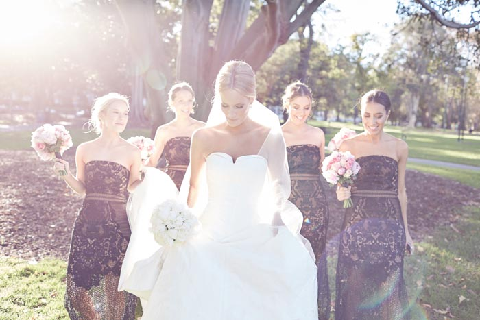Top 4 Wedding Photography Trends Bridal Party