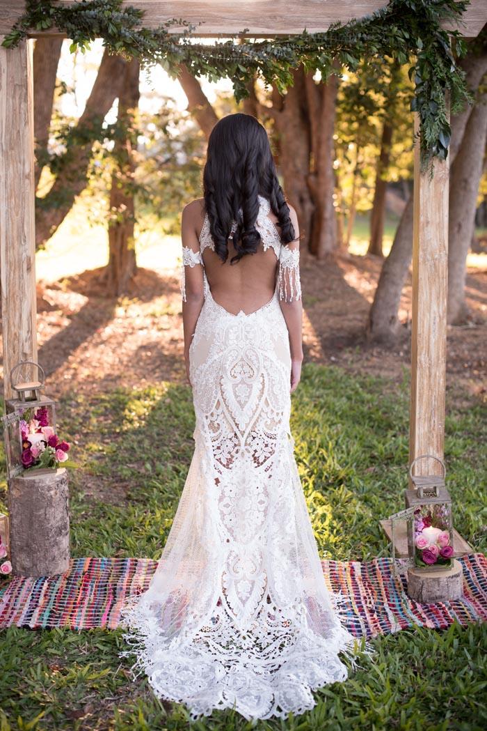 A Bohemian Feast: Styled Shoot By Beautiful Weddings