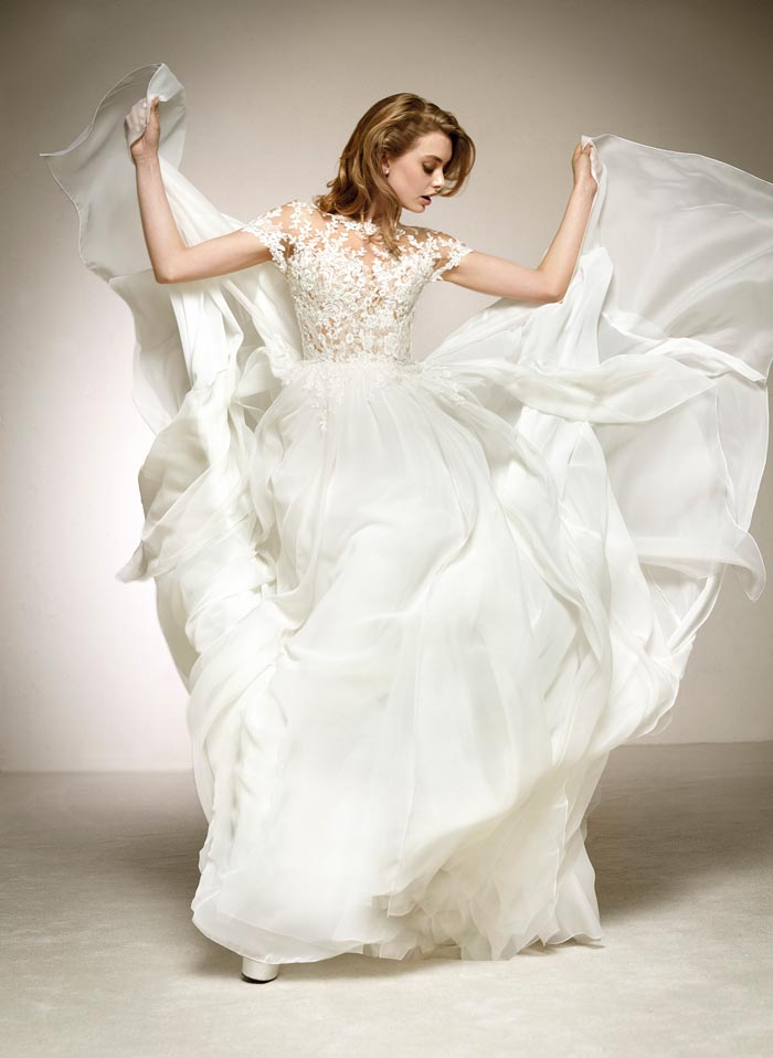 Pronovias Wedding Dress DAINA-D