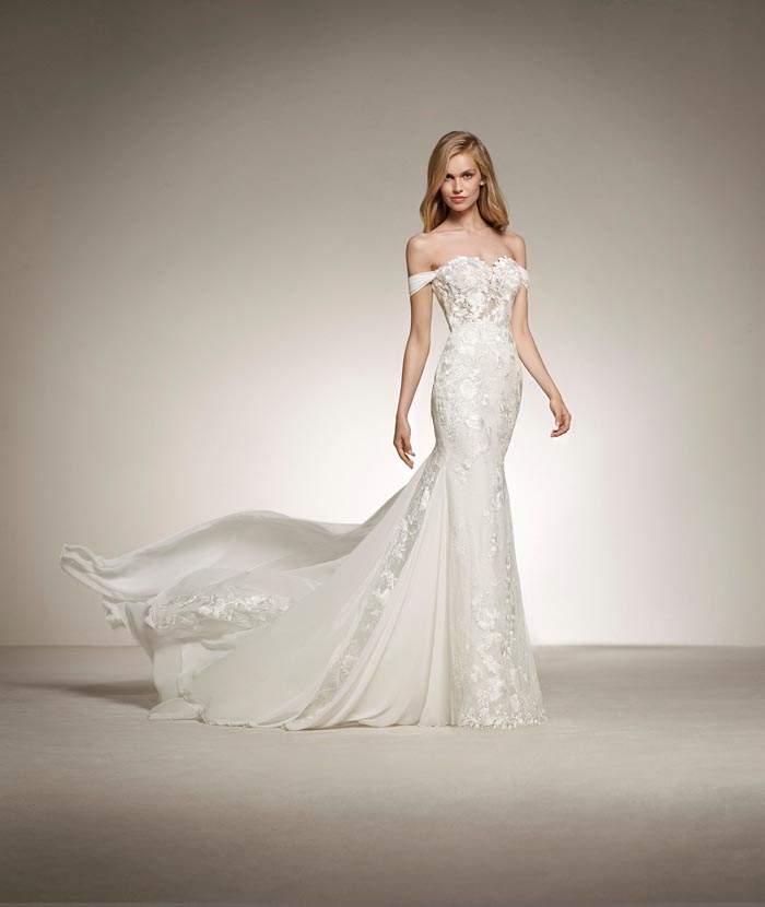 Pronovias Wedding Dress DAVINIA-B